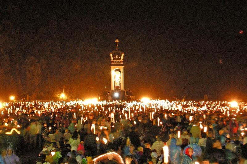 Всеукраїнська проща до Зарваниці 2013 рік 13071511