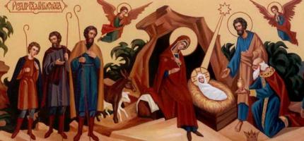 Погляньмо на Різдво Божими очима